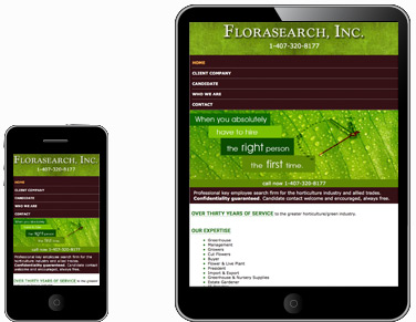 Florasearch, Inc.