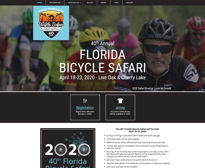 Florida Bicycle Safari