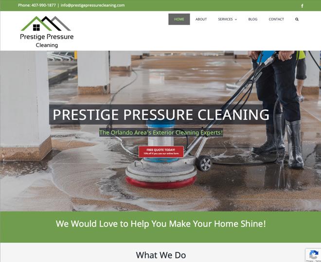 Prestige Pressure Cleaning